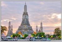 Бангкок обошел Флоренцию и стал лучшим городом мира