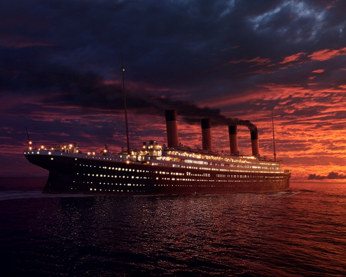 Туристы смогут покататься на «Титанике» в 2018 году
