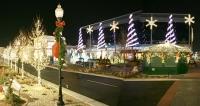 США зажигают Рождественские огни
