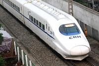 Китай начал строить скоростные железные дороги