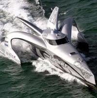 Вокруг света на лодке, заправленной биотопливом