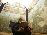 Впервые за многие годы в Риме демонстрируются фрески из Помпей
