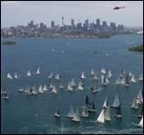 Сегодня стартовала знаменитая регата Сидней-Хобарт