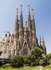 Саграда Фамилия (Храм Святого Семейства) (Sagrada Familia), Испания