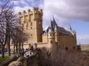 Крепость Алькасар (Alcazar Castle), Испания